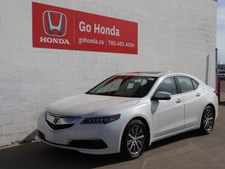 Used 2017 Acura TLX sunroof for sale in Edmonton, AB