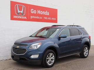 Used 2016 Chevrolet Equinox LT BACK UP CAMERA for sale in Edmonton, AB