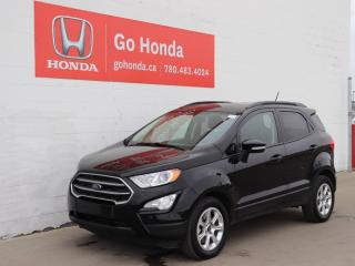 Used 2019 Ford EcoSport SE NAVI HEATED SEATS for sale in Edmonton, AB