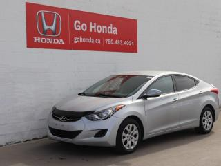 Used 2013 Hyundai Elantra GL HEATED SEATS for sale in Edmonton, AB