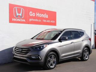 Used 2018 Hyundai Santa Fe Sport Premium AWD, HEATED STEERING WHEEL AND SEATS for sale in Edmonton, AB