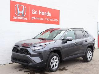 Used 2020 Toyota RAV4 LE AWD for sale in Edmonton, AB