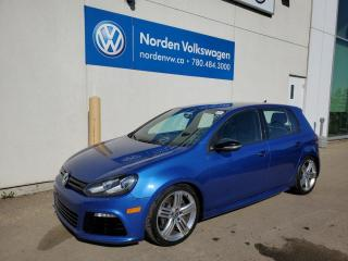 Used 2012 Volkswagen Golf R 6 SPD M/T - LOW KMS / BEAUTIFUL VEHICLE for sale in Edmonton, AB
