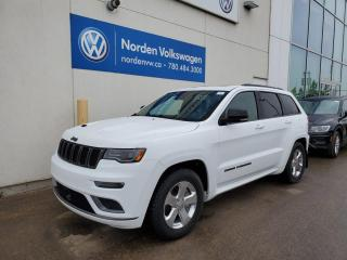 Used 2020 Jeep Grand Cherokee LIMITED X 4X4 5.7L HEMI - 2 SETFS OF TIRES/RIMS! for sale in Edmonton, AB