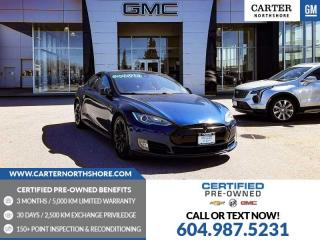 Used 2015 Tesla Model S for sale in North Vancouver, BC