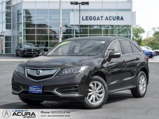 Used 2017 Acura RDX Tech ACURA CERTIFIED | CLEAN CARFAX | LOADED for sale in Burlington, ON
