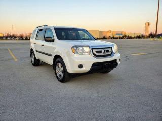 Used 2011 Honda Pilot NO ACCIDENT, ONE OWNER, 4 EXTRA TIRES, CERTIFIED for sale in Mississauga, ON