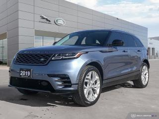 Used 2019 Land Rover Range Rover Velar R-Dynamic SE Local Trade No Accidents for sale in Winnipeg, MB