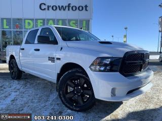 New 2021 RAM 1500 Classic NIGHT EDITION for sale in Calgary, AB