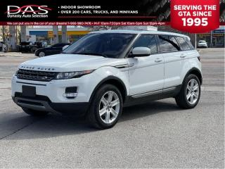 Used 2013 Land Rover Evoque Pure Premium Navigation/Panoramic Roof/Rear Camera for sale in North York, ON