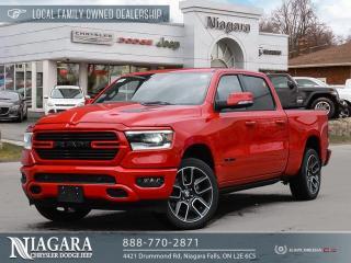New 2021 RAM 1500 SPORT for sale in Niagara Falls, ON