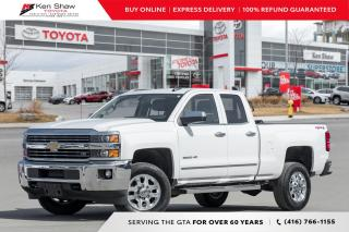 Used 2015 Chevrolet Silverado 2500 HD for sale in Toronto, ON