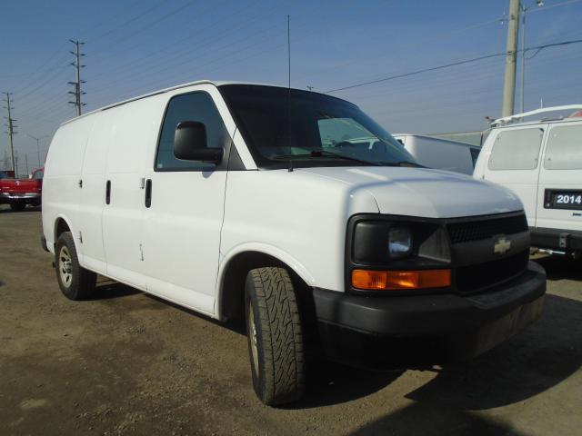 2009 Chevrolet Express RWD 1500 135