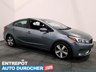 Used 2018 Kia Forte LX Automatique - A/C - SIÈGES CHAUFFANTS for sale in Laval, QC