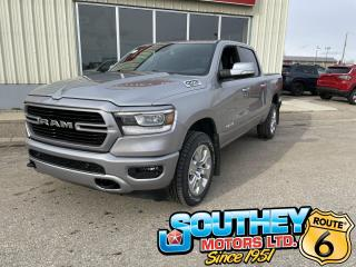 Used 2019 RAM 1500 Big Horn for sale in Southey, SK