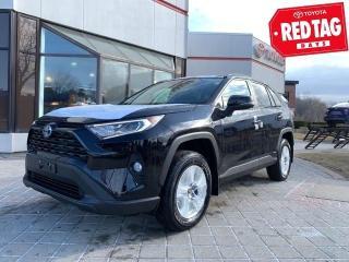 New 2021 Toyota RAV4 Hybrid XLE RAV4 HYBRID RAV4 Hybrid XLE|APX 00 for sale in Mississauga, ON