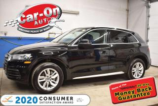 Used 2018 Audi Q5 SUPER LOW KMS | CONVENIENCE PKG | MEMORY SEATS | R for sale in Ottawa, ON