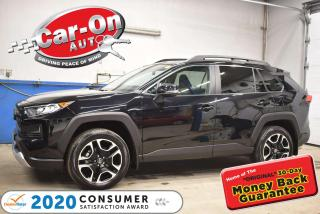 Used 2019 Toyota RAV4 TRAIL | 3500lbs towing cap. | VENTILATED SEATS for sale in Ottawa, ON