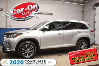 Used 2019 Toyota Highlander AWD | 8 PASS | LEATHER | SUNROOF | LOADED for sale in Ottawa, ON