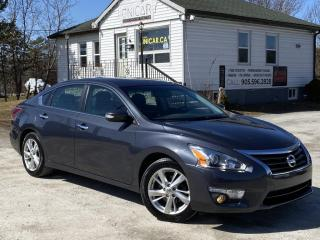 Used 2013 Nissan Altima 1-Owner LOW KMS SL 2.5 Leather Backup Cam Sunroof BOSE for sale in Sutton, ON