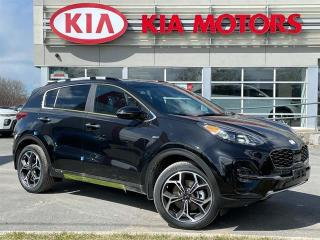 New 2021 Kia Sportage SX AWD for sale in Peterborough, ON