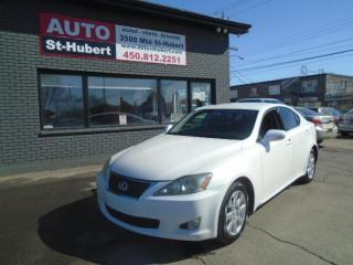 Used 2009 Lexus IS 250 AWD**WOW** for sale in St-Hubert, QC