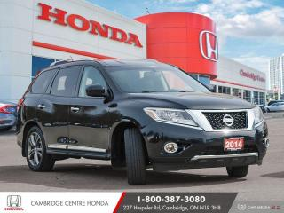 Used 2014 Nissan Pathfinder for sale in Cambridge, ON