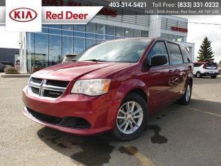 Used 2014 Dodge Grand Caravan SXT - AS IS UNIT for sale in Red Deer, AB