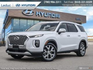 New 2021 Hyundai PALISADE LUXURY for sale in Leduc, AB
