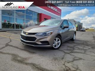 Used 2017 Chevrolet Cruze LT HEATED SEATS, BACKUP CAMERA for sale in Calgary, AB