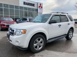 Used 2012 Ford Escape XLT for sale in Barrie, ON