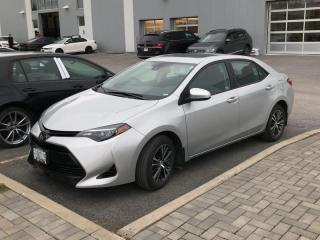 Used 2018 Toyota Corolla LE  - Upgrade Package for sale in Kanata, ON