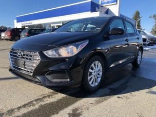 Used 2019 Hyundai Accent Preferred for sale in Duncan, BC
