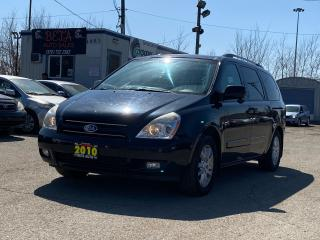 Used 2010 Kia Sedona EX for sale in Kitchener, ON