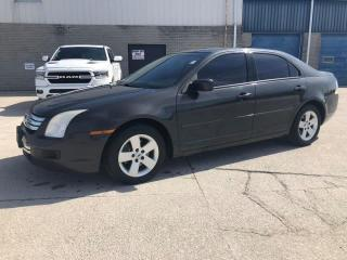 Used 2007 Ford Fusion SE for sale in Tilbury, ON