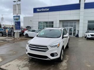 Used 2017 Ford Escape TITANIUM/AWD/LEATHER/PANOROOF/NAV/BACKUPCAM for sale in Edmonton, AB