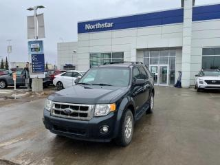 Used 2008 Ford Escape XLT/LEATHER/SUNROOF/POWERSEATS/HEATEDSEATS for sale in Edmonton, AB