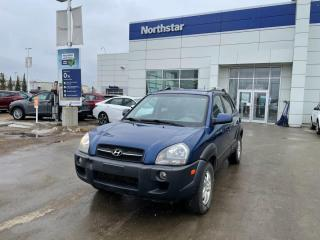Used 2007 Hyundai Tucson GL/AWD/2SETSOFTIRES/LOWKMS/HEATEDSEATS for sale in Edmonton, AB