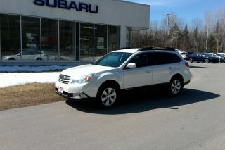 Used 2012 Subaru Outback CP for sale in Minden, ON