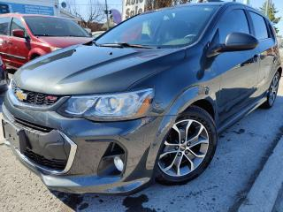 Used 2017 Chevrolet Sonic LT for sale in Ottawa, ON