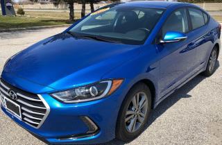 Used 2018 Hyundai Elantra GL for sale in Windsor, ON