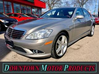 Used 2009 Mercedes-Benz S-Class S450 4MATIC for sale in London, ON