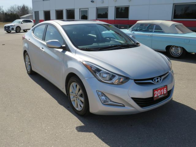 2016 Hyundai Elantra Sport Appearance with Heated seats!