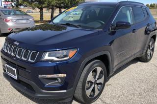 Used 2017 Jeep Compass NORTH for sale in Windsor, ON