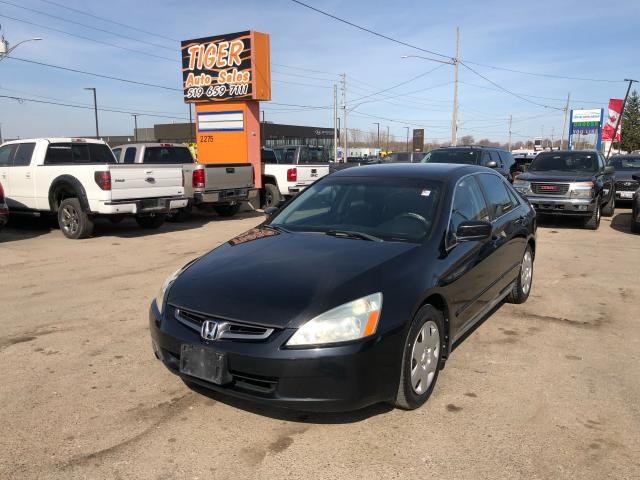 2005 Honda Accord LX V6**RUNS WELL**AUTOMATIC**AS IS SPECIAL