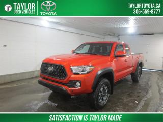 Used 2018 Toyota Tacoma SR5 for sale in Regina, SK