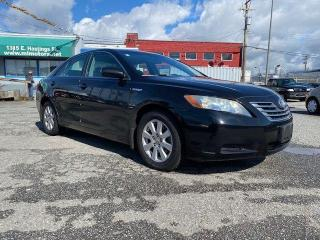 Used 2007 Toyota Camry Hybrid for sale in Vancouver, BC
