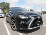 Photo of Black 2018 Lexus RX 350