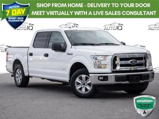 Used 2016 Ford F-150 XLT Rear Wheel Drive Super Crew | Trailer Tow Package for sale in St Catharines, ON