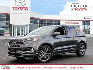 Used 2019 Ford Edge Titanium for sale in Ancaster, ON